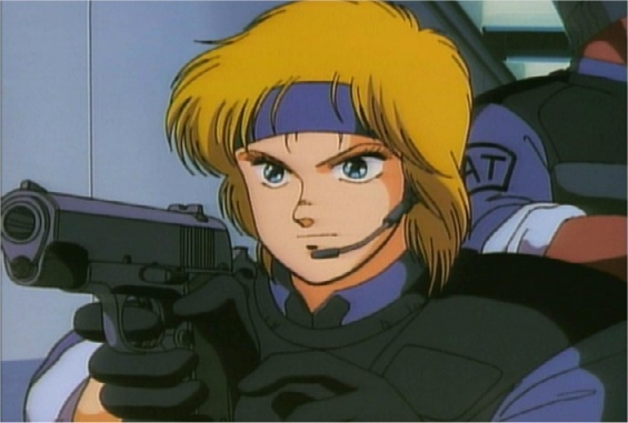 Anime Review Appleseed 1988 Pastime Viewpoints