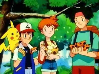 Pokemon Season Two Thoughts – Pastime Viewpoints