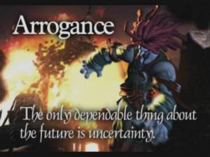 FFIX_Arrogance