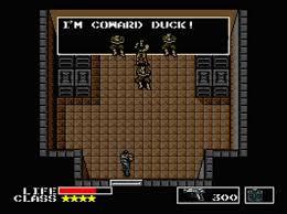 Dirty Duck MGS