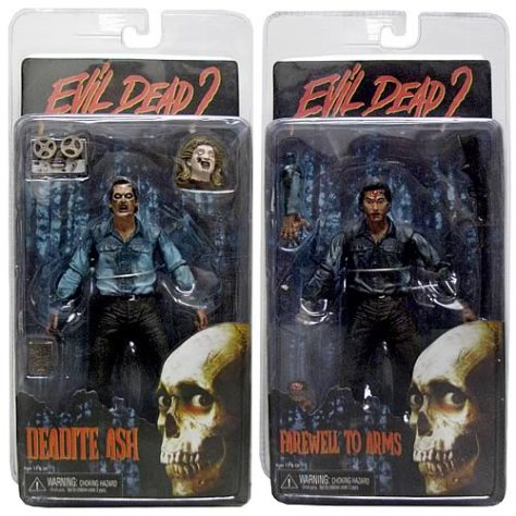 evil dead packaging
