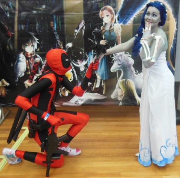 Deadpool & Corpse Bride2