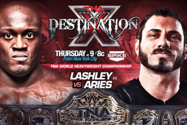 Destination X 2014 graphic